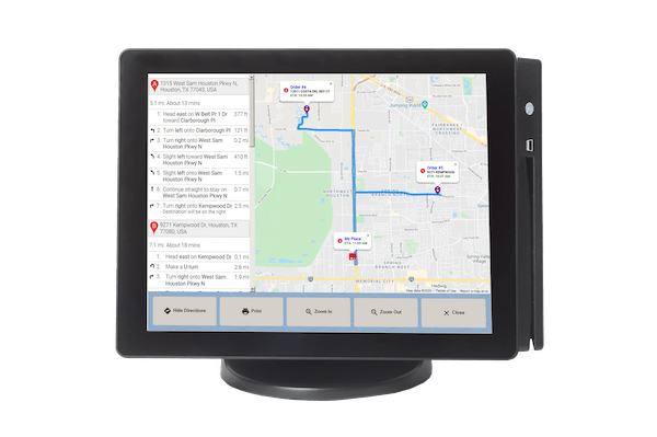 Manage your restaurant deliveries