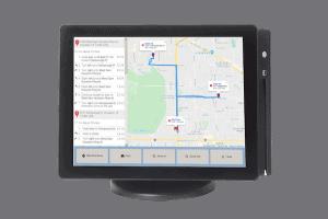 Manage Restaurant delivery Google maps POS integration