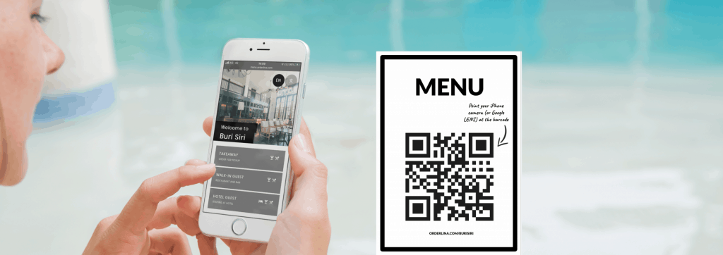 How to Create a Free QR Code For Your Restaurant Menu in 60 Seconds