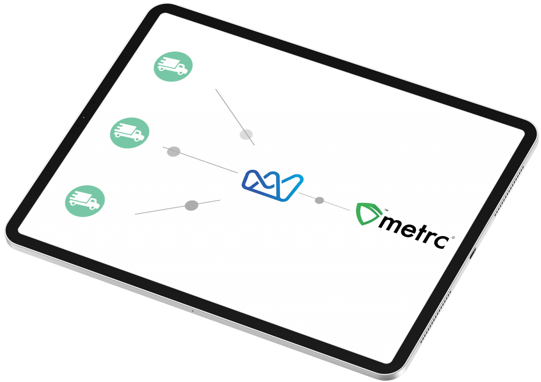 METRC compliant delivery software