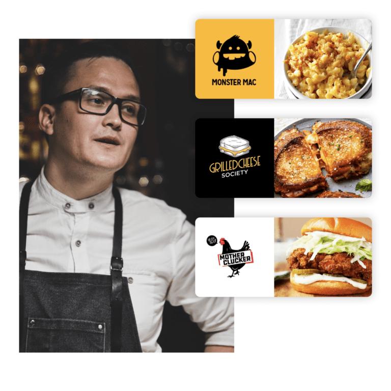 virtual kitchen restaurant brands
