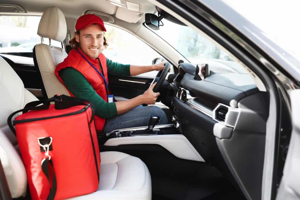streamline pizza delivery operations